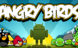Angry Birds проклевали дыру в Android Market