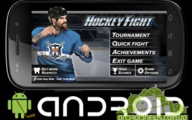 Hockey Fight Pro - игра для Android