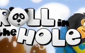 Roll in the Hole - весёлая игра
