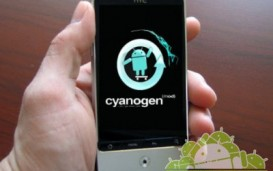 HTC Legend и CyanogenMod