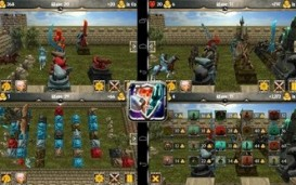Tower Defense Wars - 3D Tower Defense