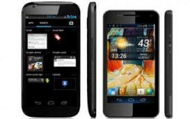 Micromax Superfone Canvas A100 - бюджетный конкурент для Galaxy Note из Индии