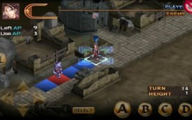 Blazing Souls Accelate - тактическая RPG
