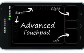 Advanced Touchpad