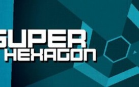 Игра Super Hexagon появилась в Google Play Store