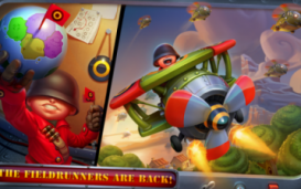 Игра Fieldrunners 2 появится на Android в апреле, релиз Plants vs. Zombies 2 намечен на начало лета