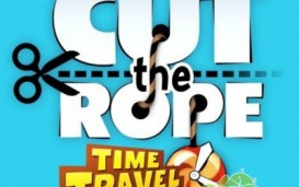 ZeptoLab готовит к релизу декабря Cut the Rope: Time Travel для iOS и Android