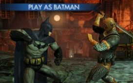 Batman: Arkham City Lockdown
