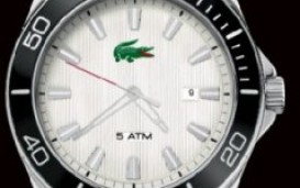 Exclusive Wristwatch Lacoste MII