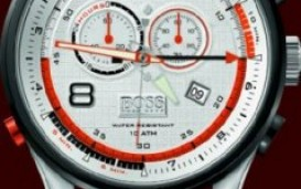 Hugo Boss Desktop Watch