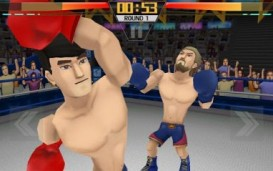 Super Boxing City Fighter