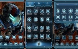 Dead Space 2 Go launcher Ex