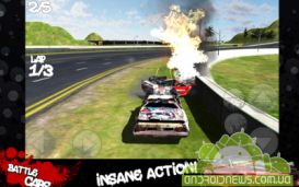 Battle Cars Action Racing 4x4