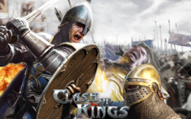 Clash of Kings популярная стратегия на Android