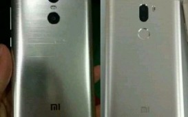 Новые фото Xiaomi Redmi Note 4