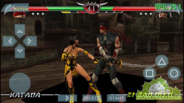Mortal kombat unchai̇ned androi̇d psp full (download and instruction.