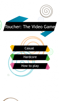 Toucher: The Video Game