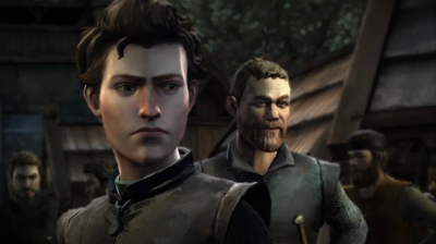 Game of Thrones: A Telltale Game Series: Episode One: Iron from Ice