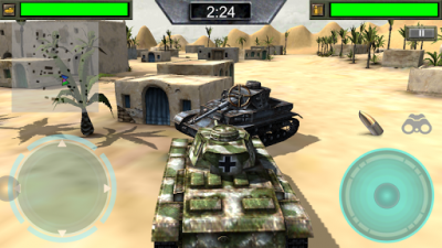 War World Tank 2 Deluxe