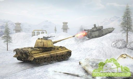 World War III: Tank Battle