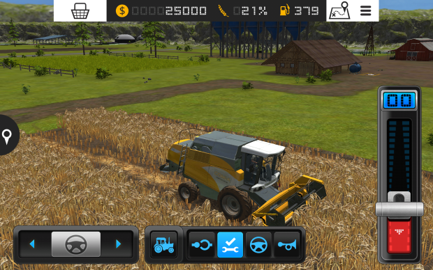 Лучший сельскохозяйственный симулятор Farming Simulator 2016