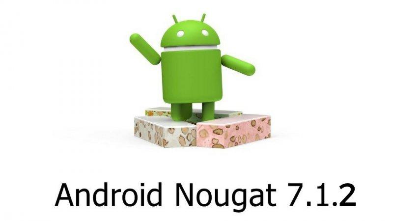 Вышла финальная версия Android 7.1.2 Nougat